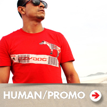 Human Apparel and Promo Items Image